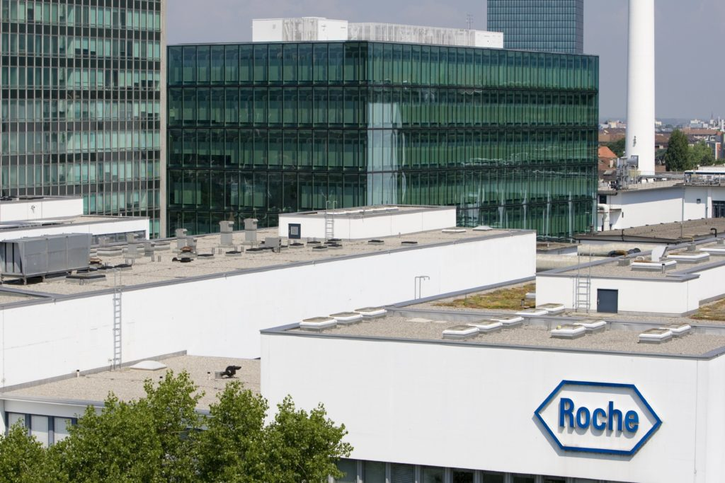 Roche launches new coronavirus antibody test