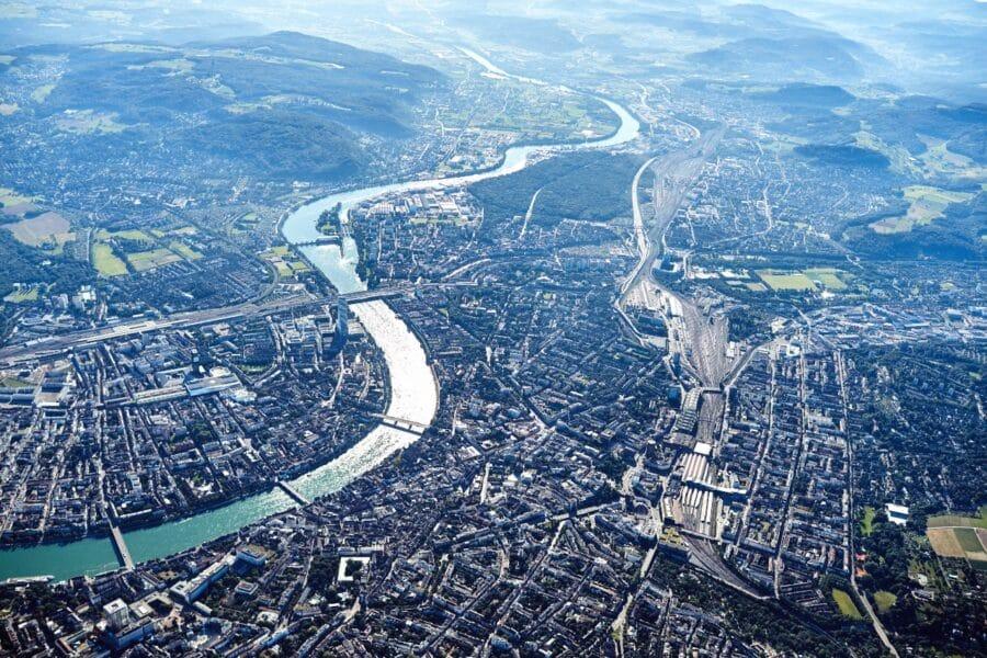Basel Area records successful 2020