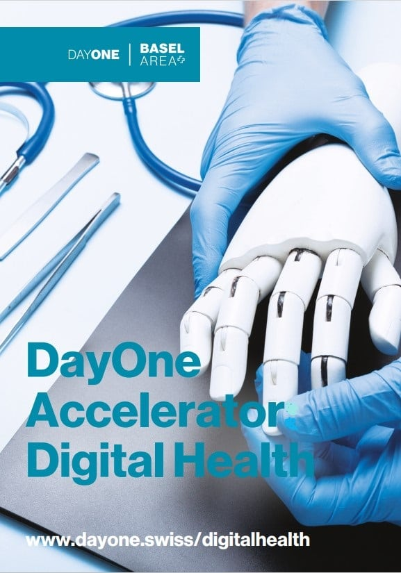 New offering for digital health startups in the Basel Area